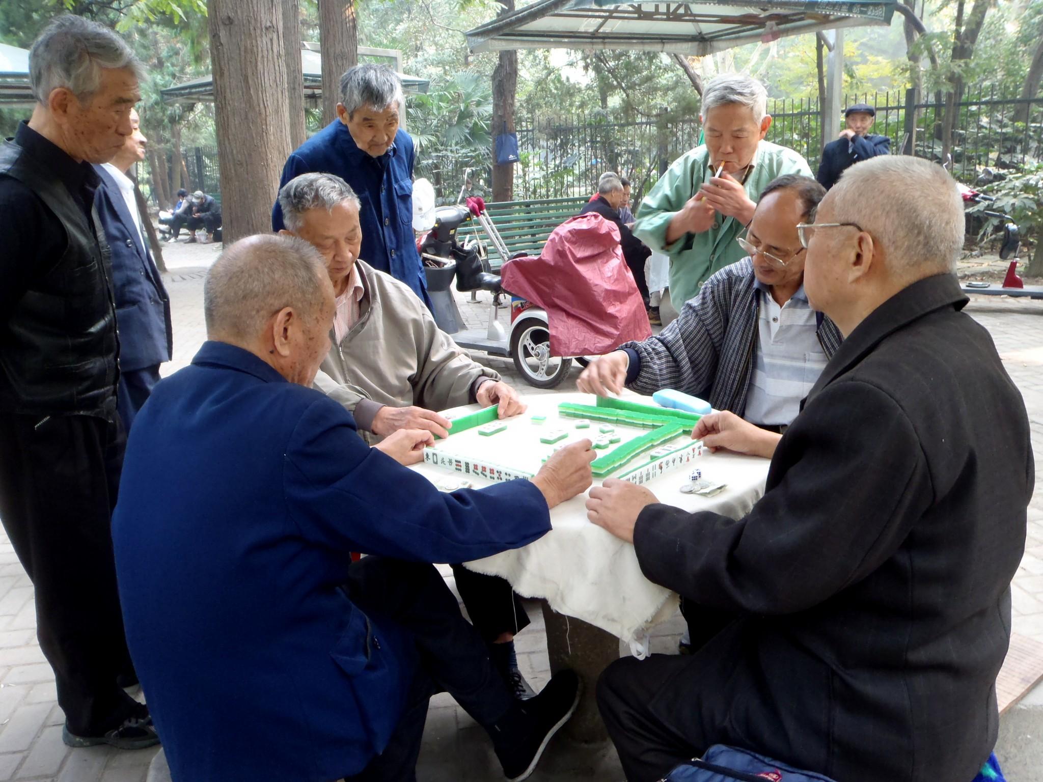 Shanghai Korttipeli