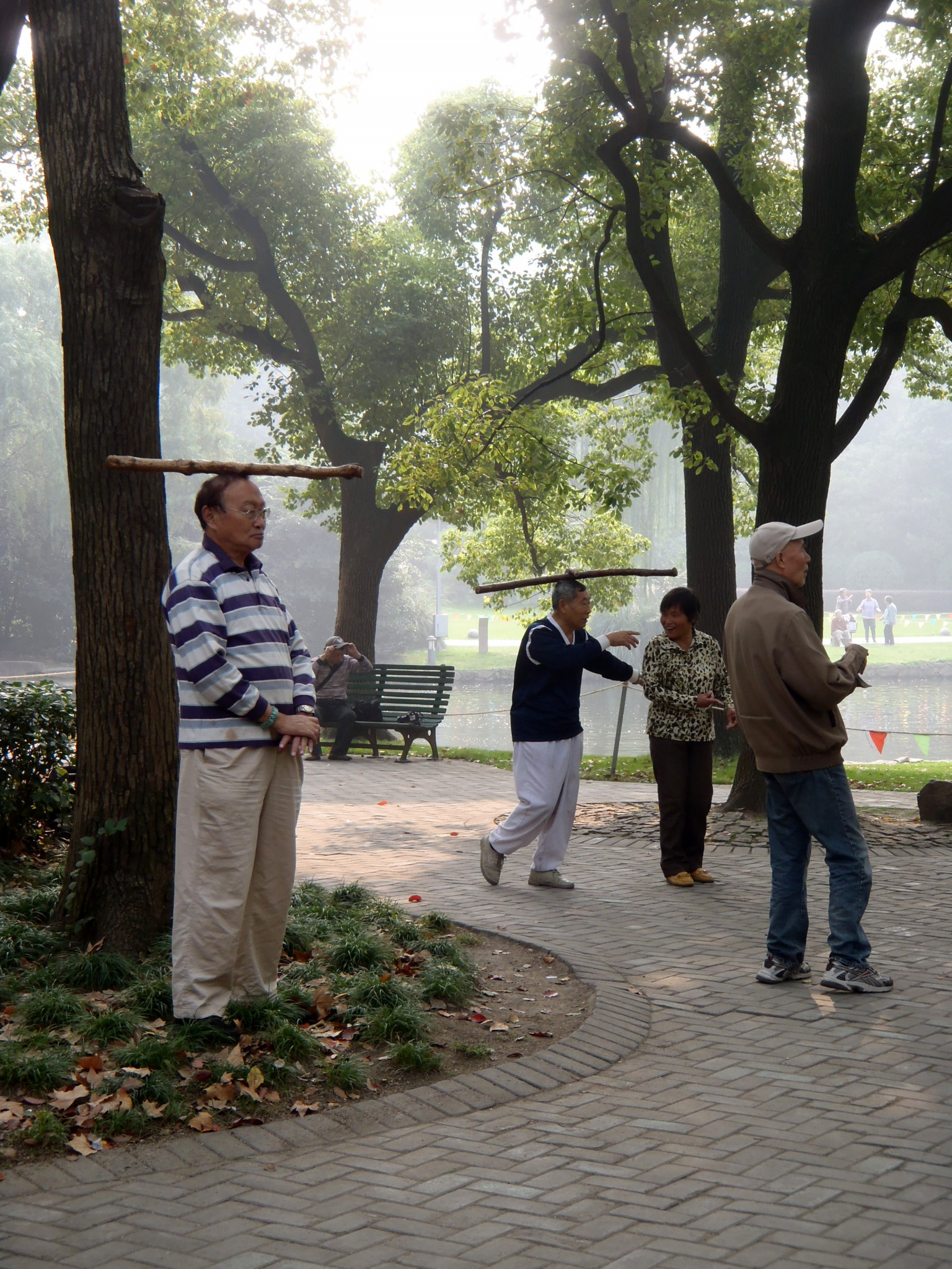 Shanghai_puisto_kiina