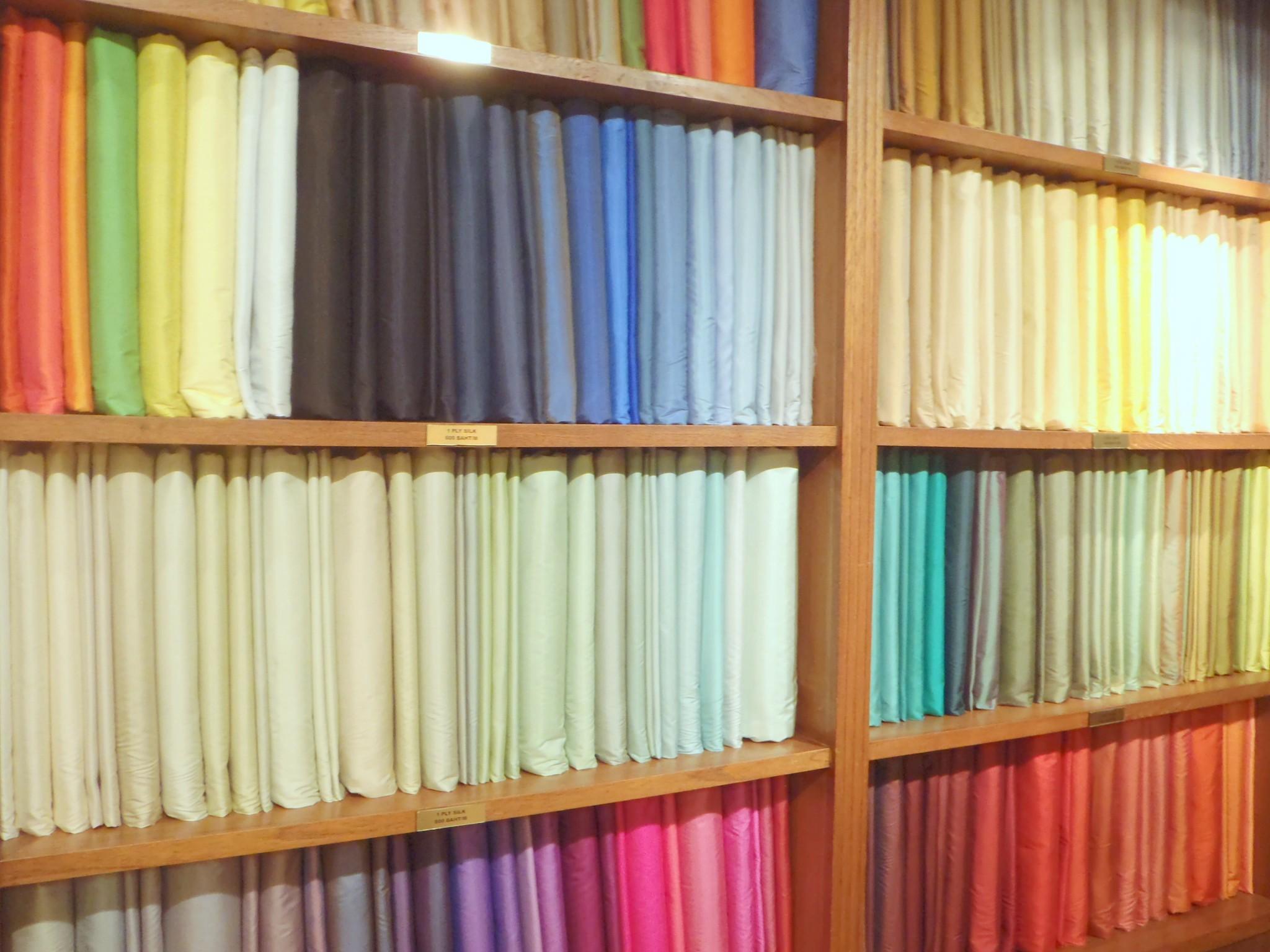 Silkki kauppa ostokset peking
