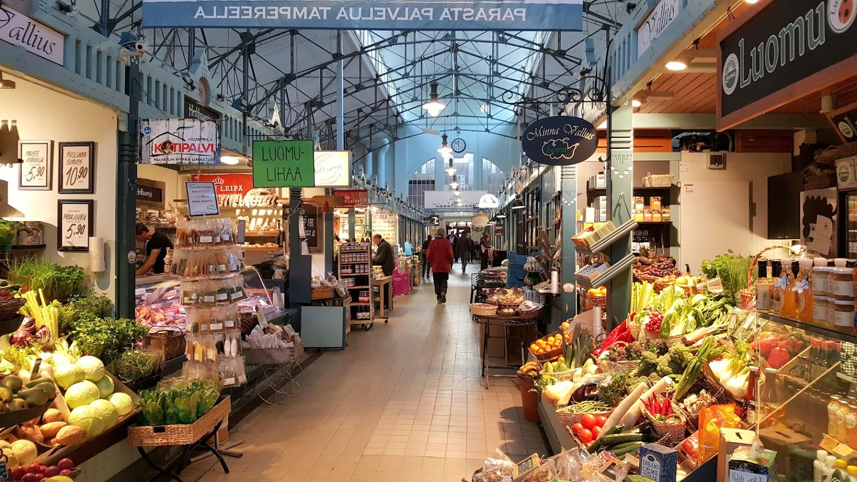 Tampere kauppahalli