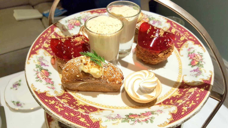 iltapäivätee lontoo afternoon tea