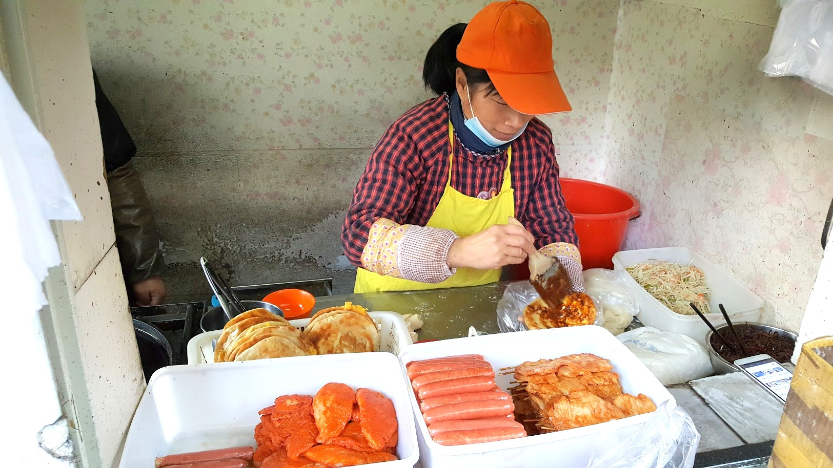 peking ruoka kiina katuruoka
