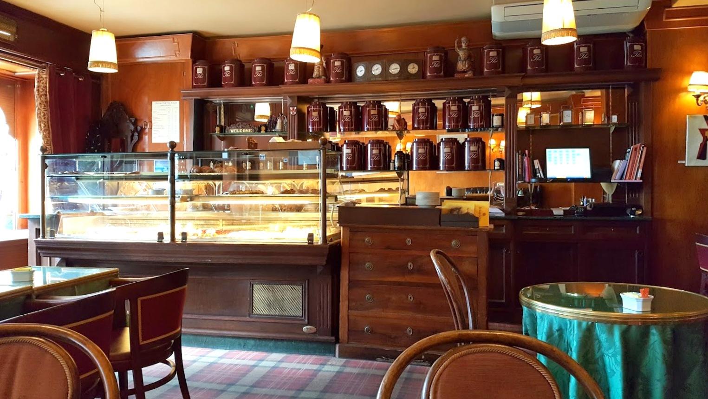 Nizza kahvila teehuone