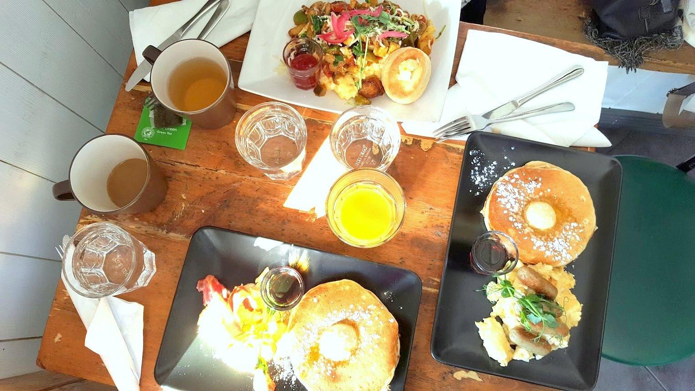 Cafe Pispala brunssi
