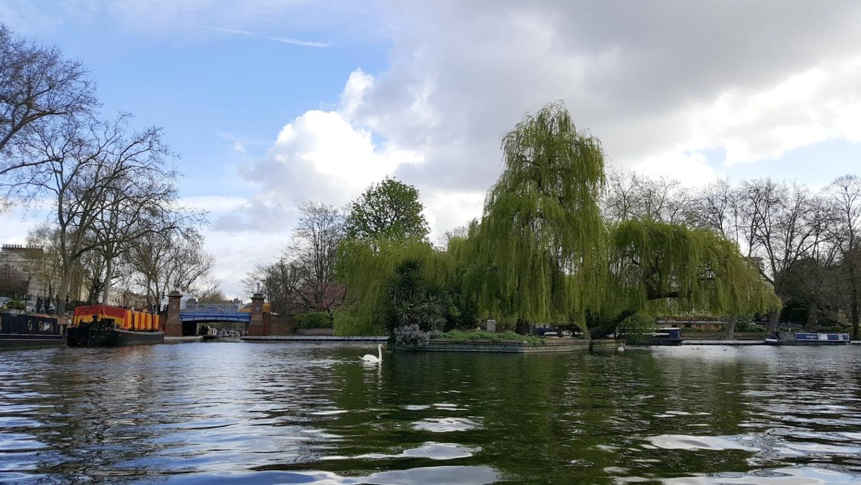 Lontoo Camden kanaaliristeily