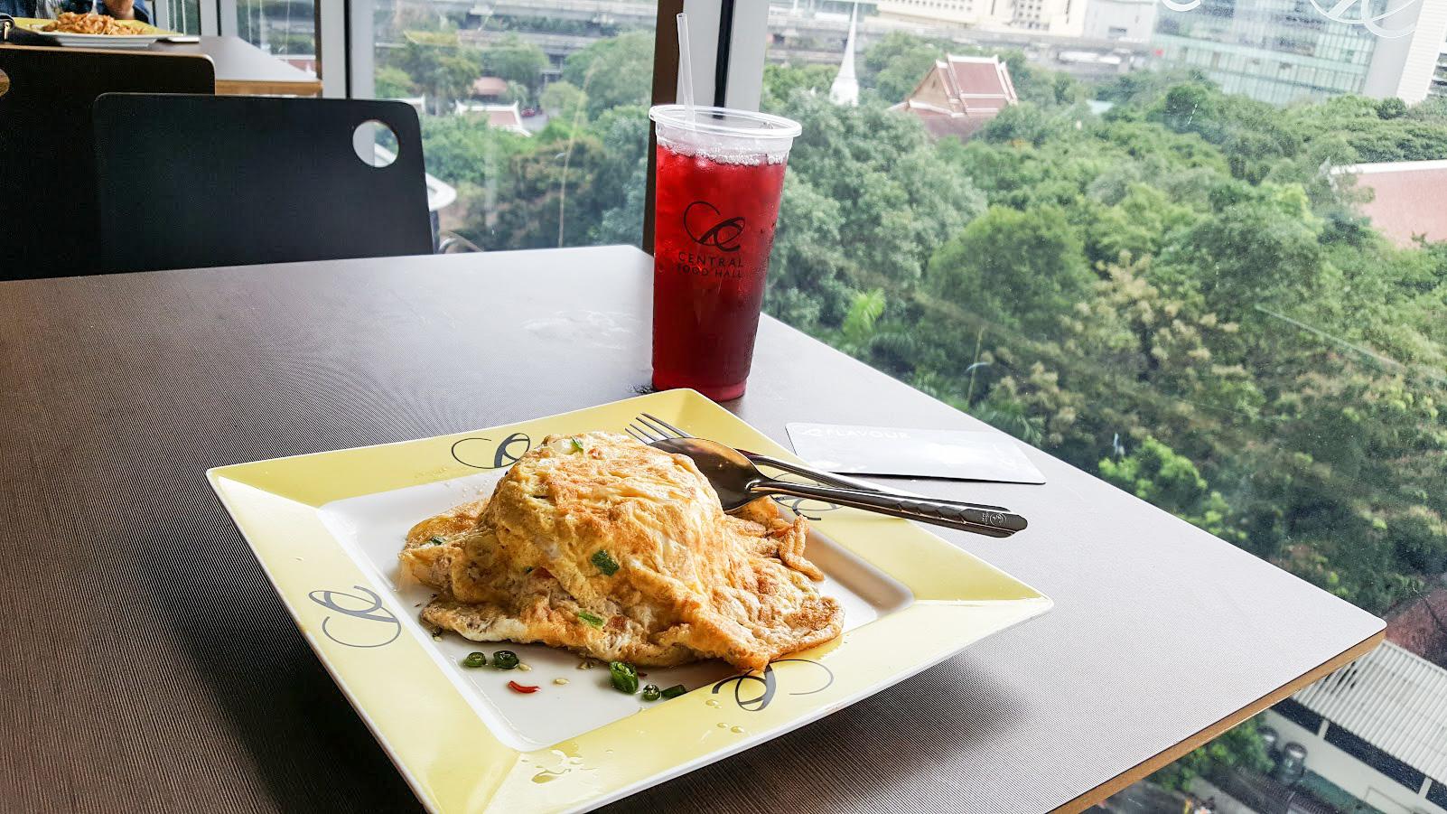 Bangkok ruoka