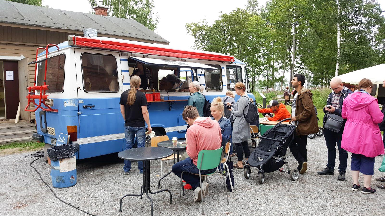tekemistä Tampereella kesä hiedanranta