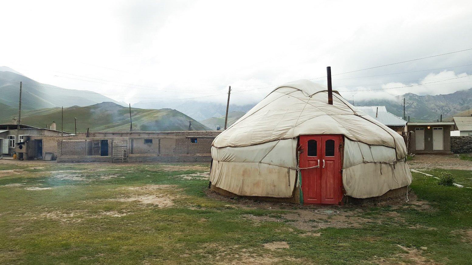 Tadzikistan Kirgisia kokemuksia