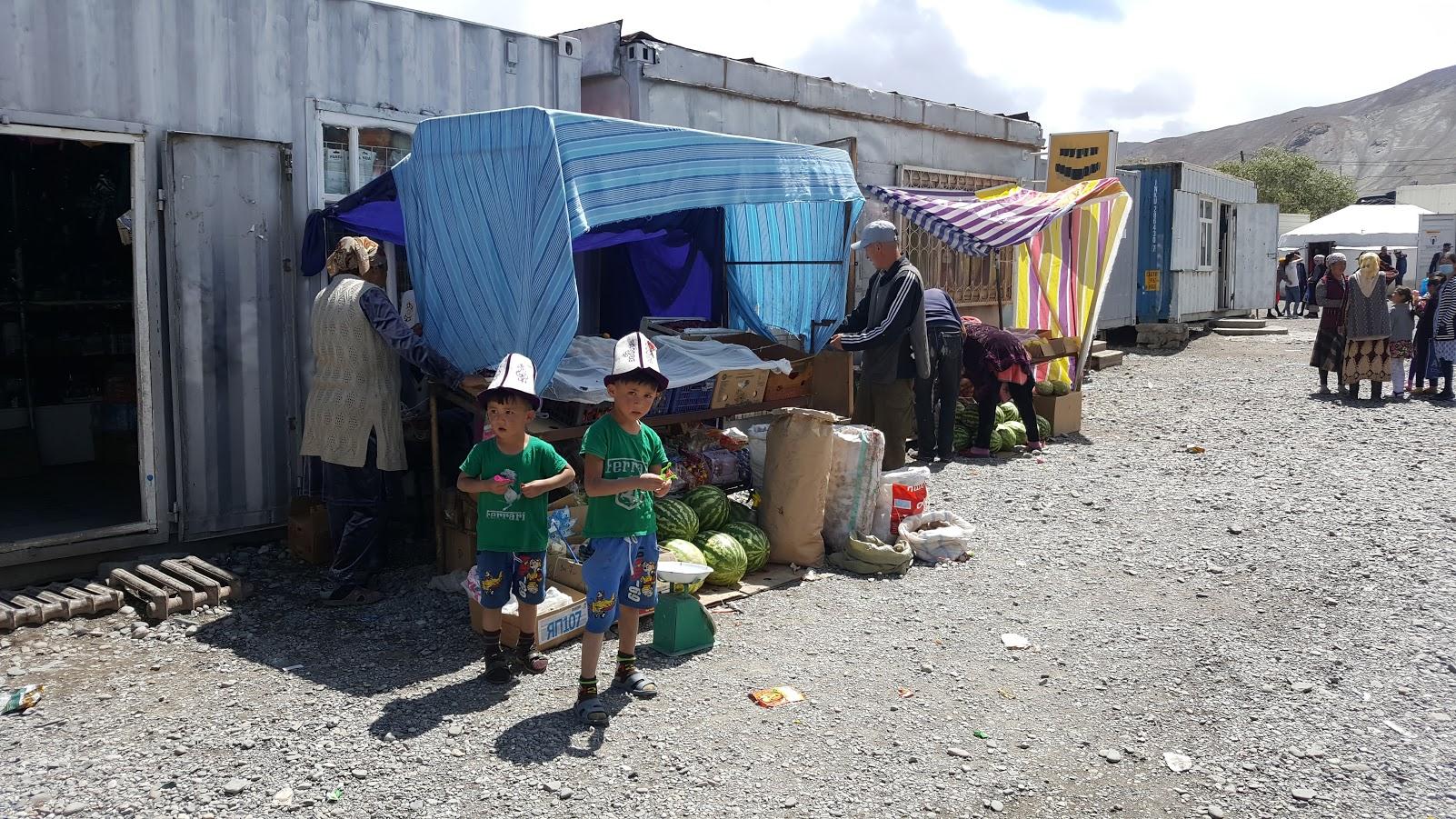 Tadzikistan Kirgisia Pamir kokemuksia