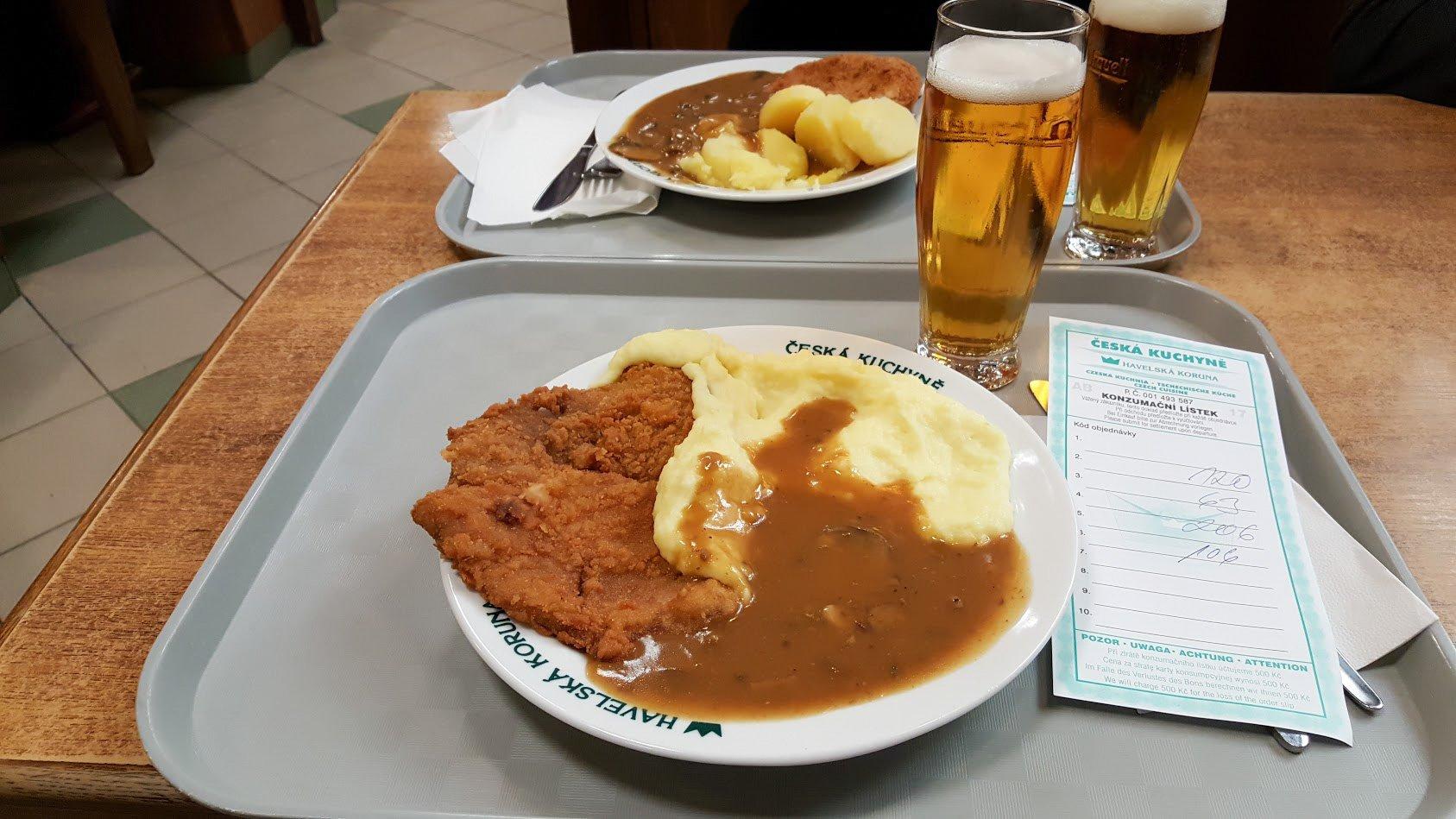 Praha ravintola