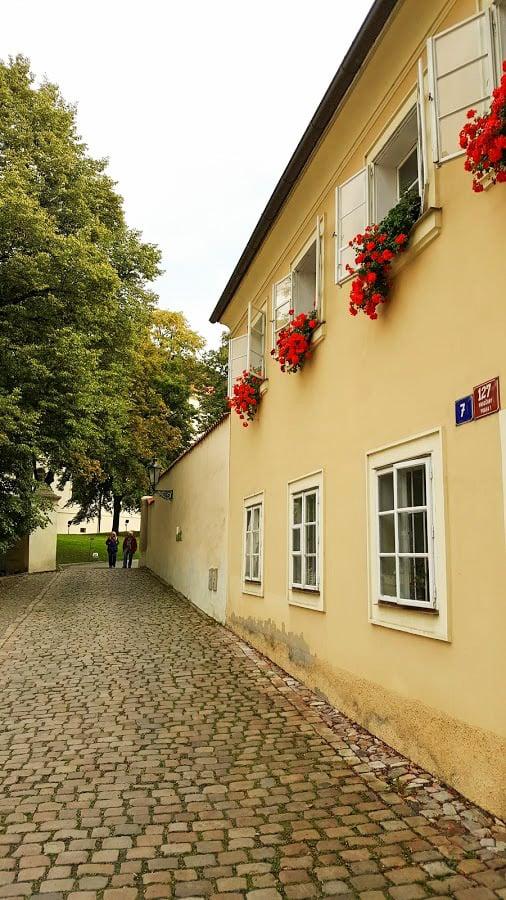 Praha nähtävyydet
