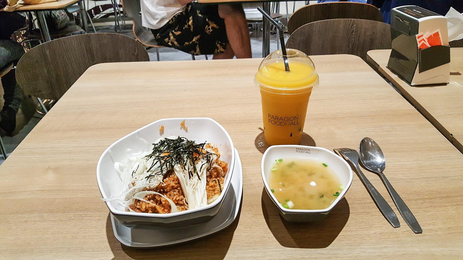 Bangkok ravintola