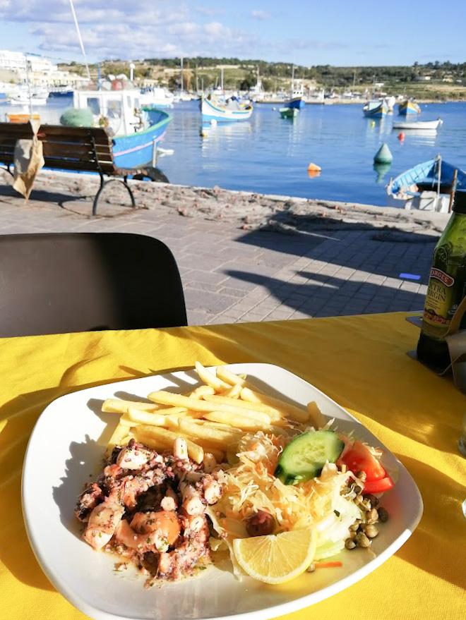 Malta ruoka