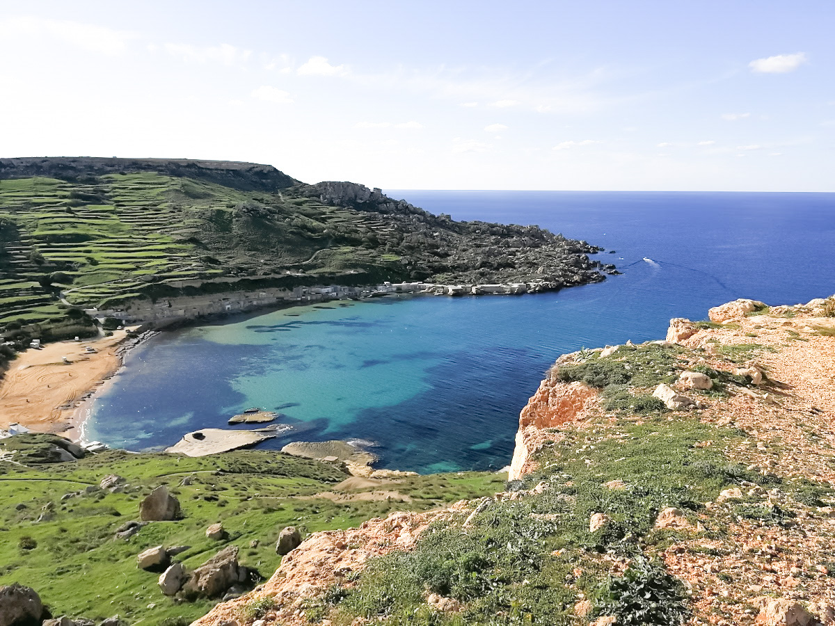 Malta rannat