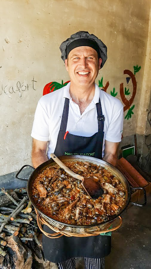 Espanja ruokamatka
