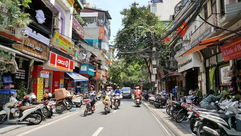 Hanoi nähtävyydet