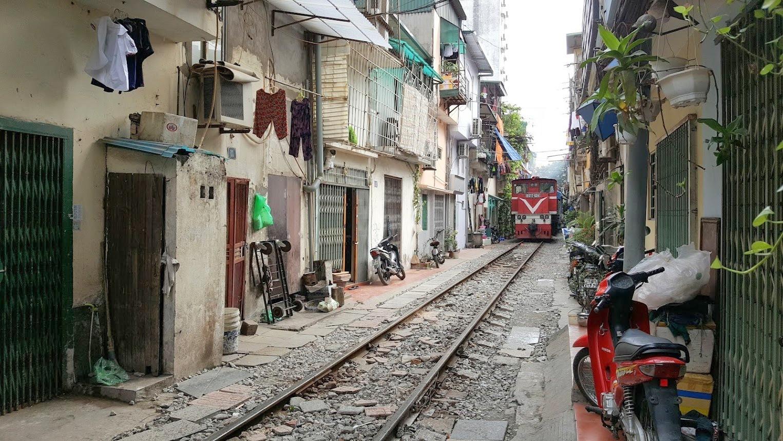 Hanoi junakatu