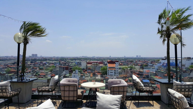 Hanoi kattobaari