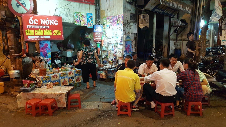 Hanoi katuruoka