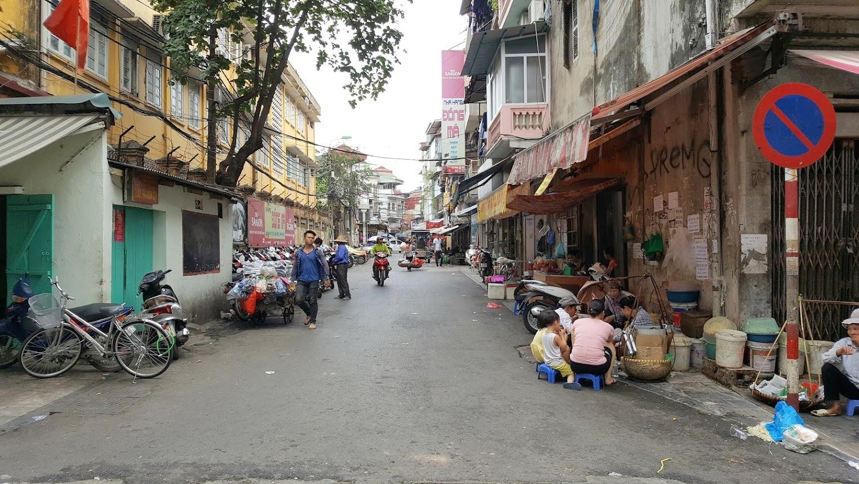 Hanoi nähtävää