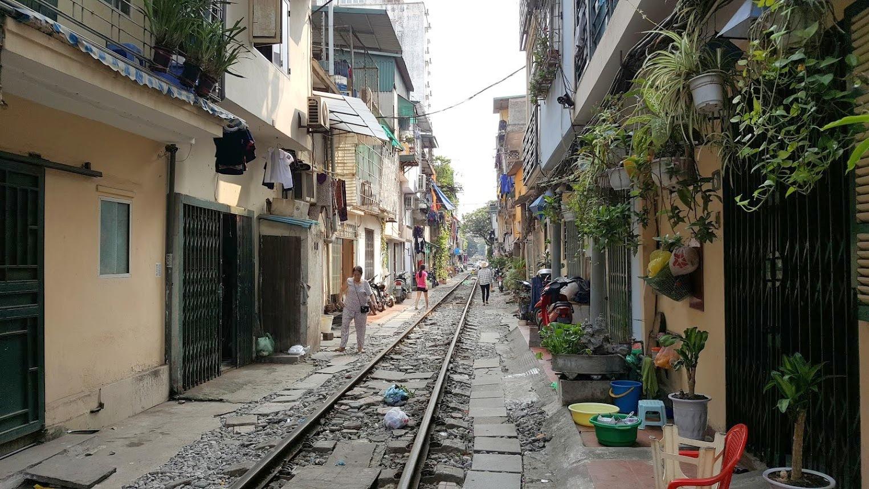 Hanoi junarata