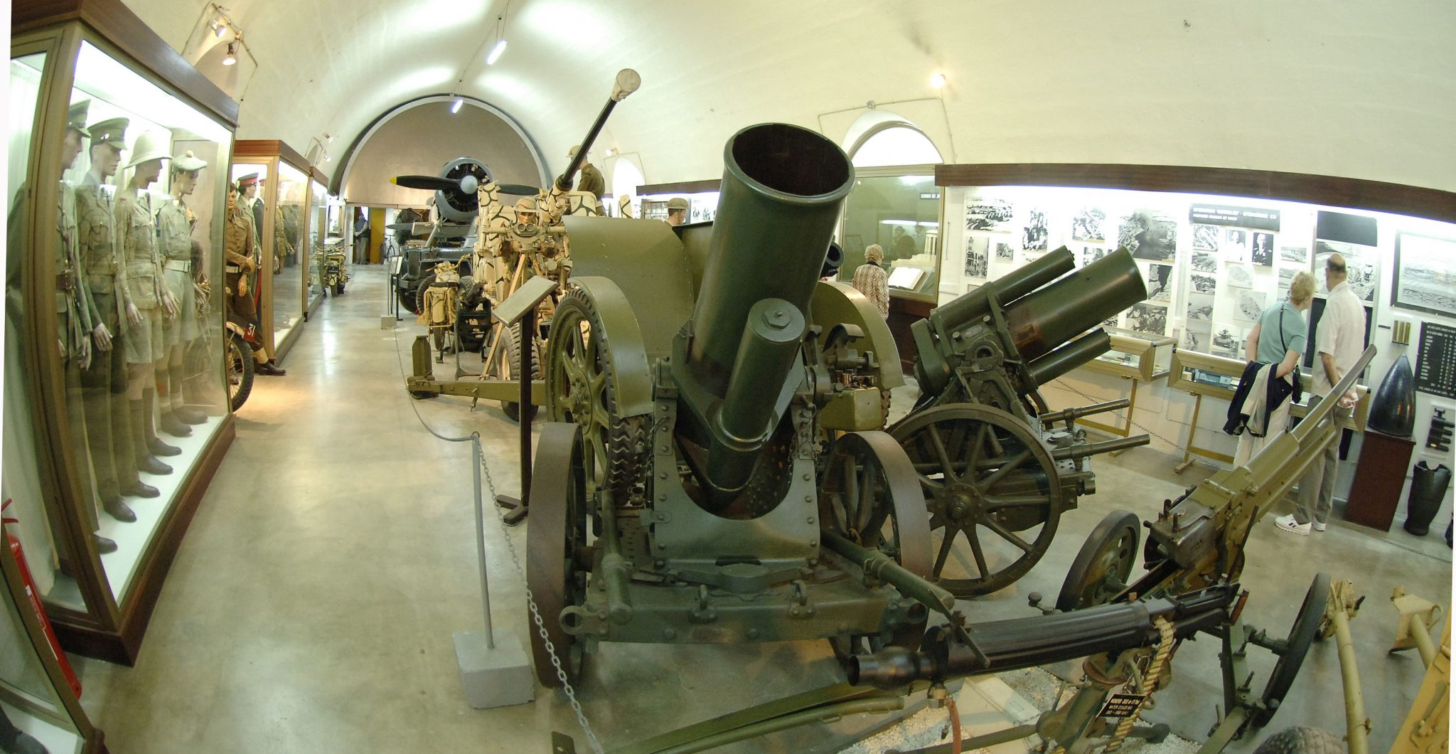 Malta sotahistoria museo