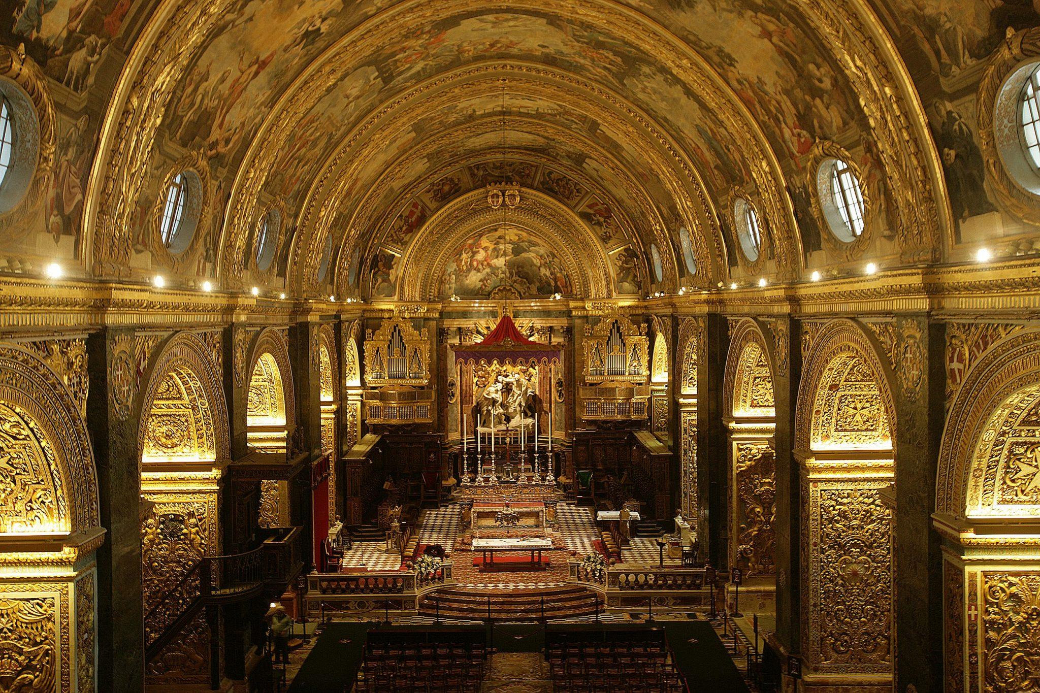 Valletta kirkko