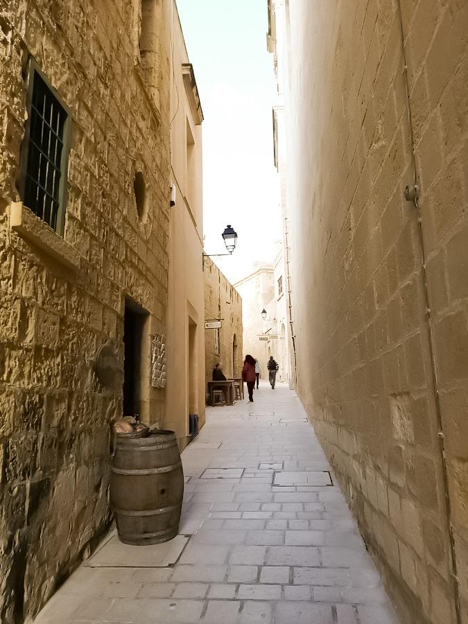 Cittadella Gozo nätävyydet