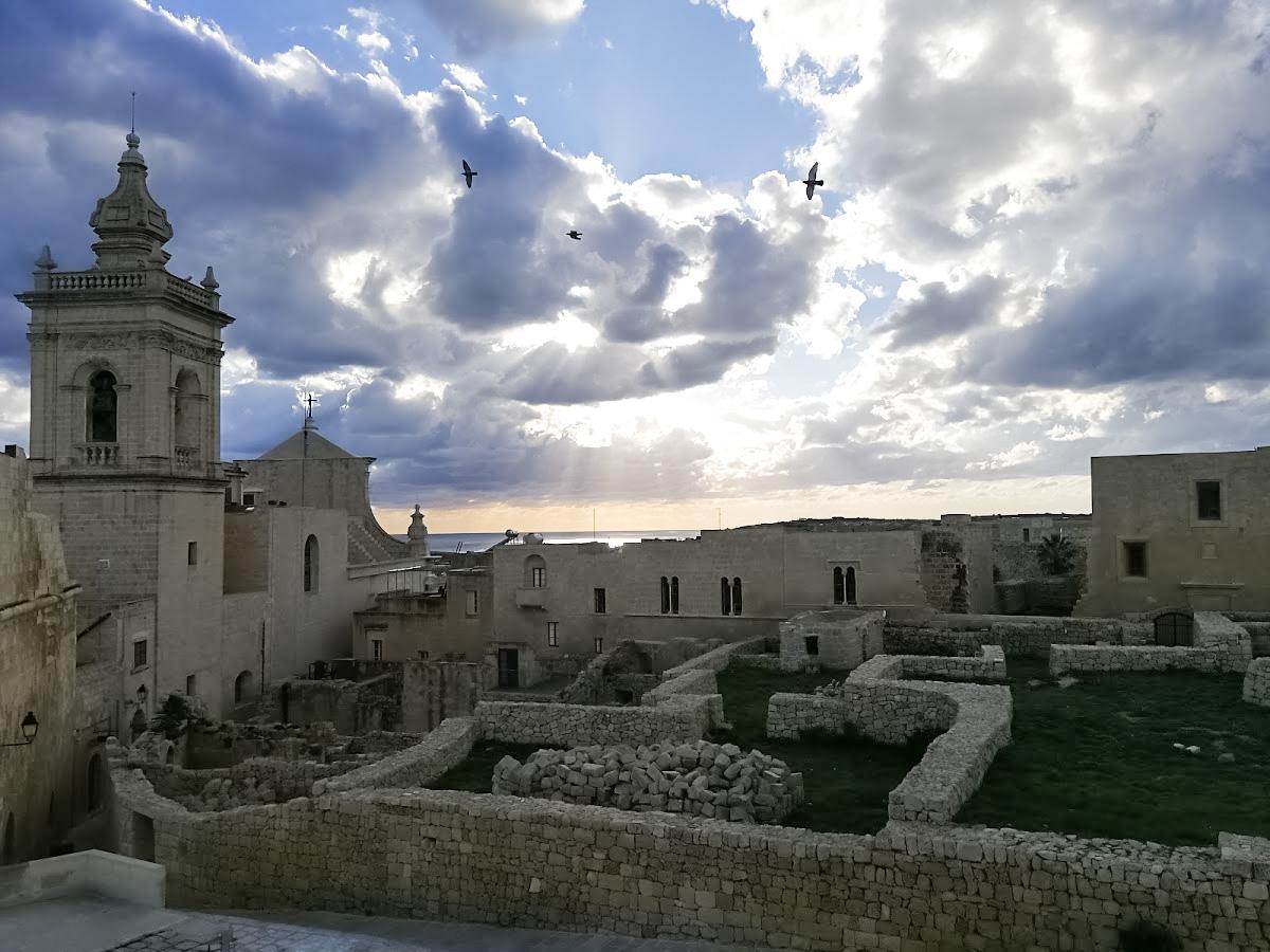 Cittadella Gozo Malta