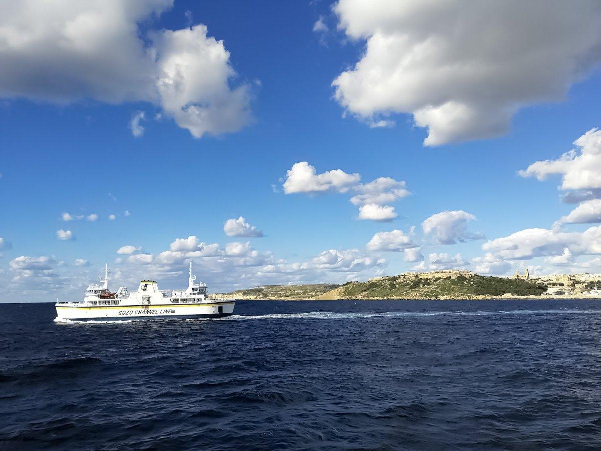 Gozo laiva