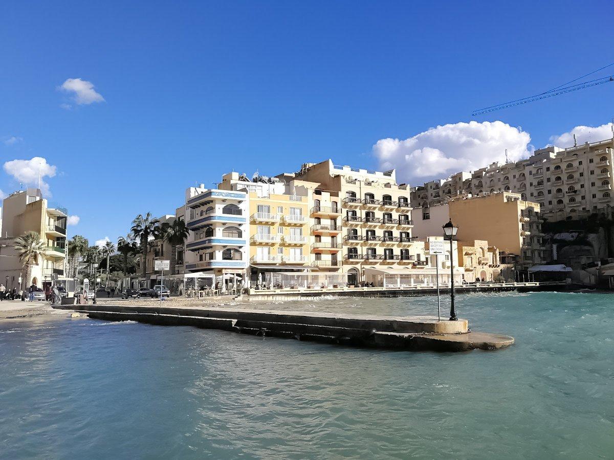Gozo Malta kalastajakylä