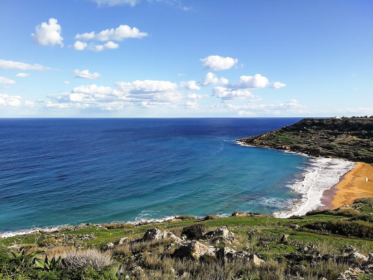 uimaranta Gozo Malta