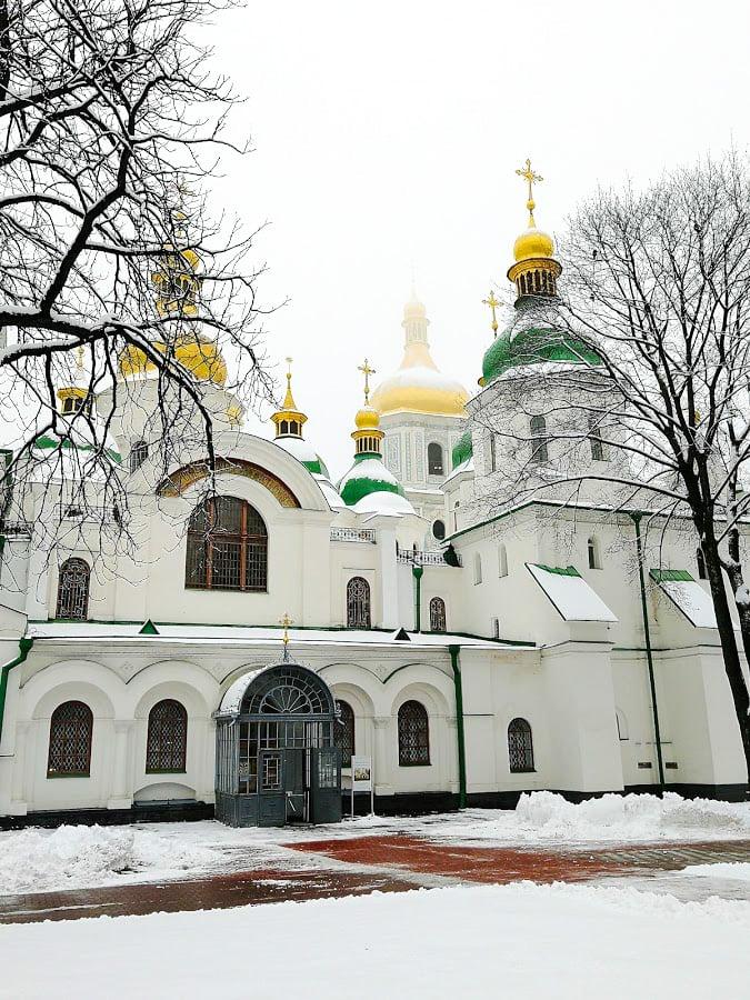 Kiova ukraina nähtävyydet kokemuksia