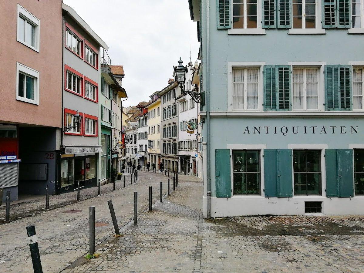 Zurich Hintataso