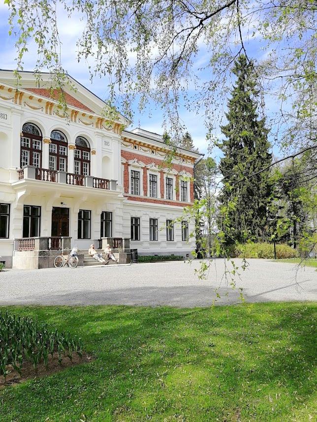 tekemistä Tampereella kesä hatanpää arboretum kartano puutarha