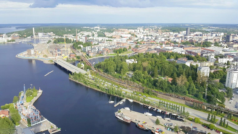 tekemistä Tampereella kesä näsinneula särkänniemi