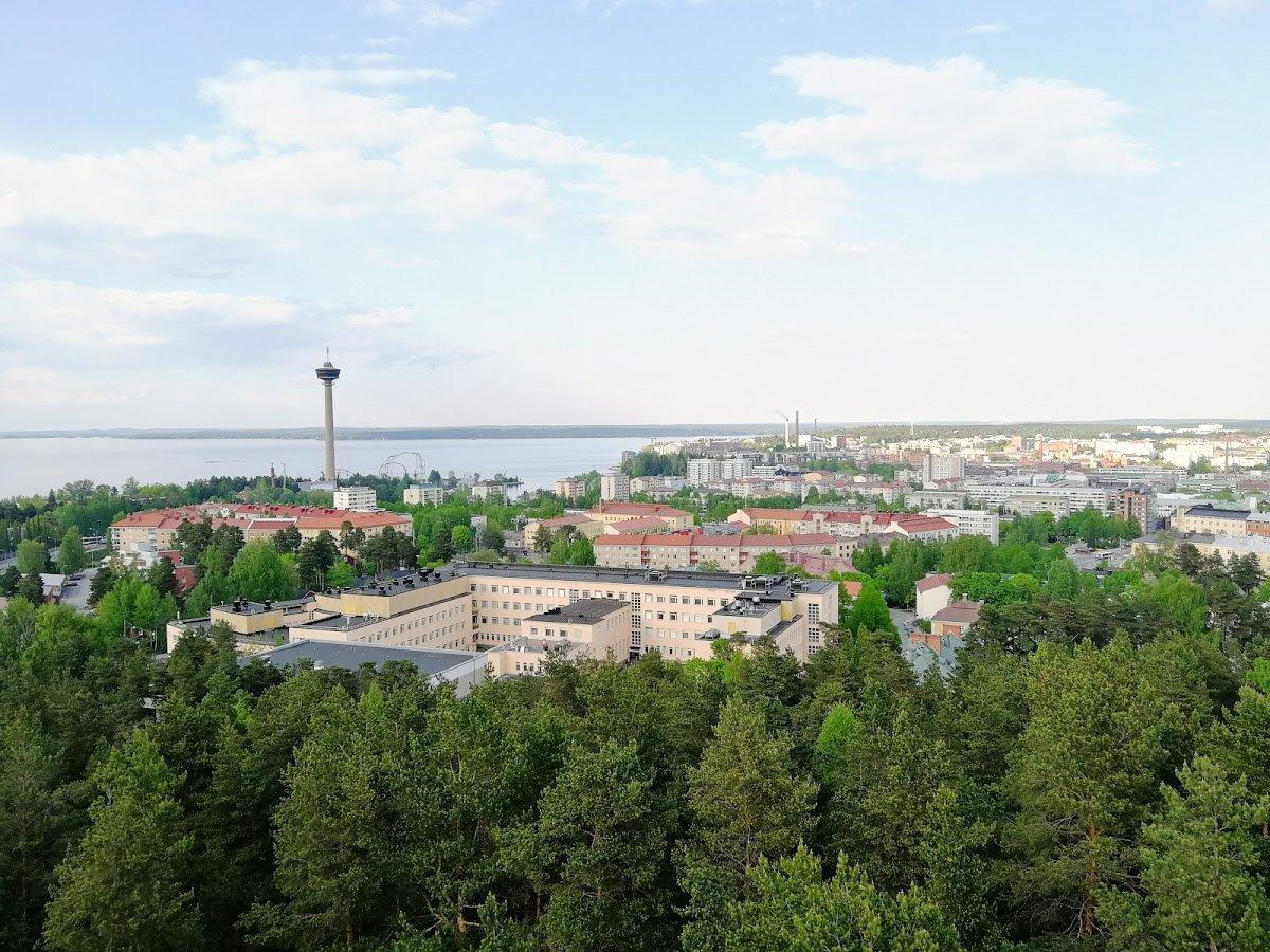tekemistä Tampereella kesä pyynikin näkötorni
