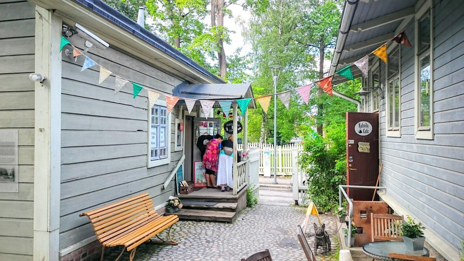tekemistä Tampereella kesä tallipiha