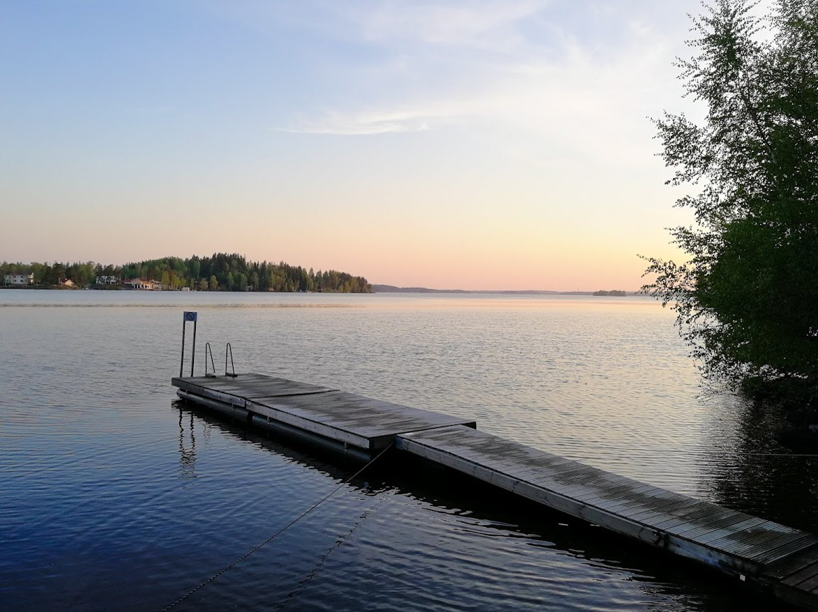 tekemistä Tampereella kesä viikinsaari