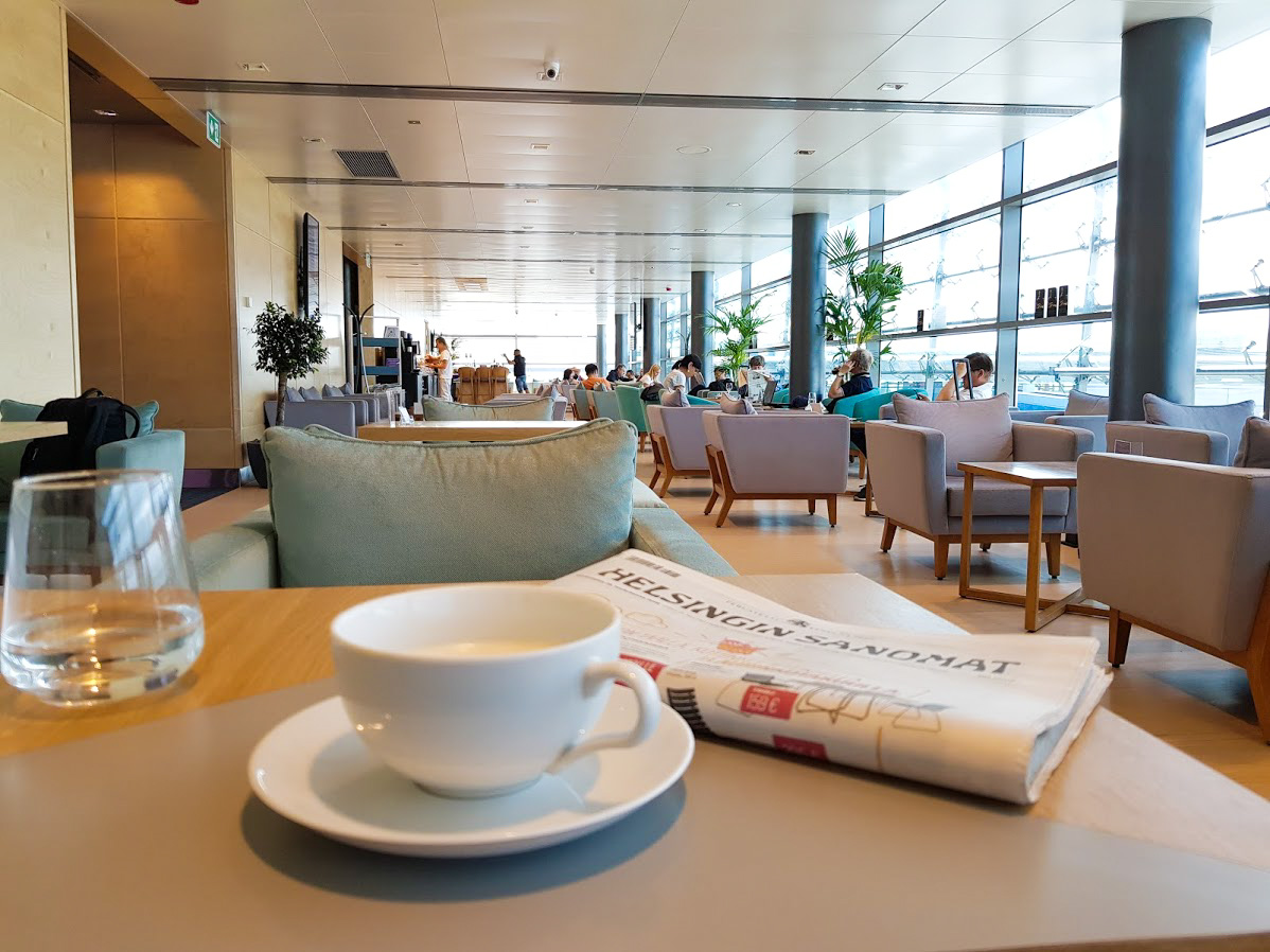 riika airbaltic businesslounge lentokenttälounge