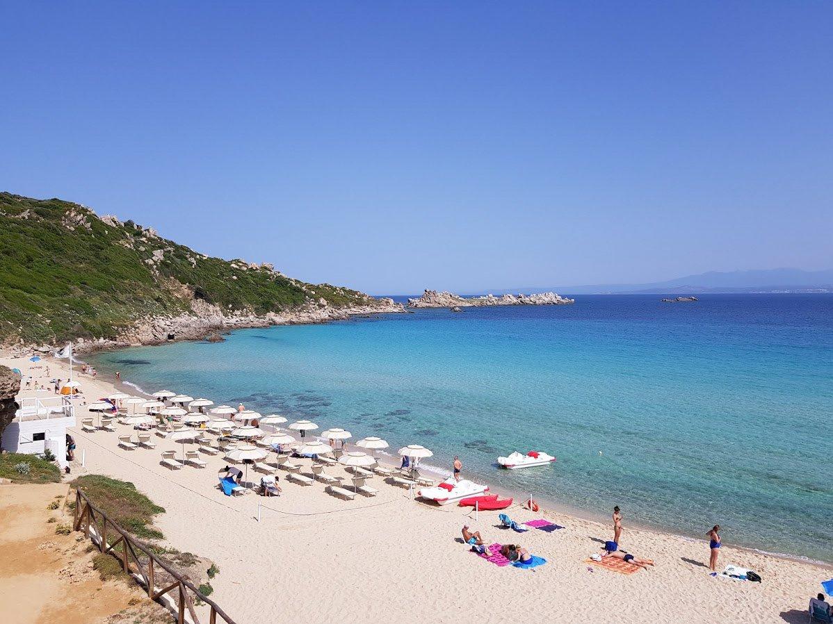 Sardinia Santa Teresa di Gallura ranta