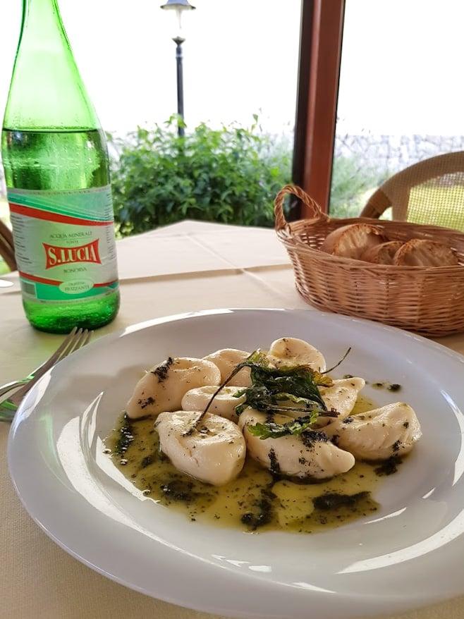 Sardinia ruoka