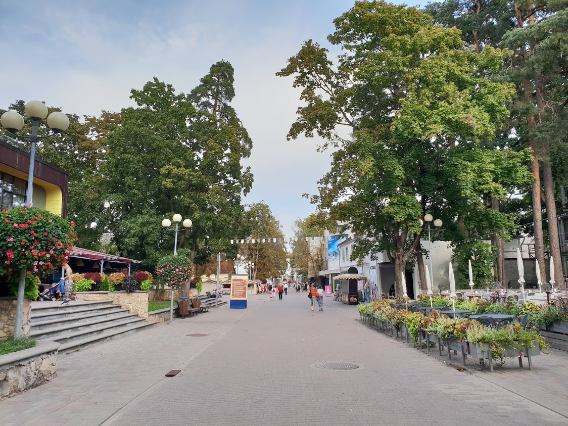 Jurmala Latvia Riika
