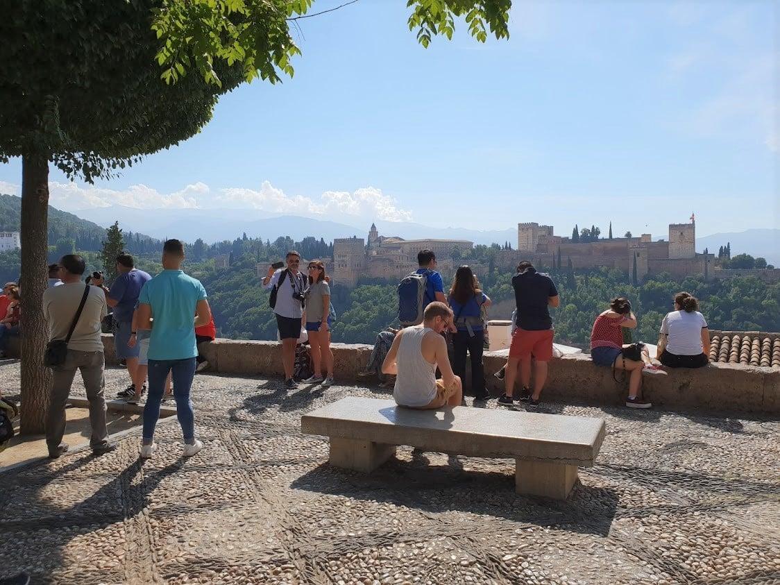 Granada nähtävyydet