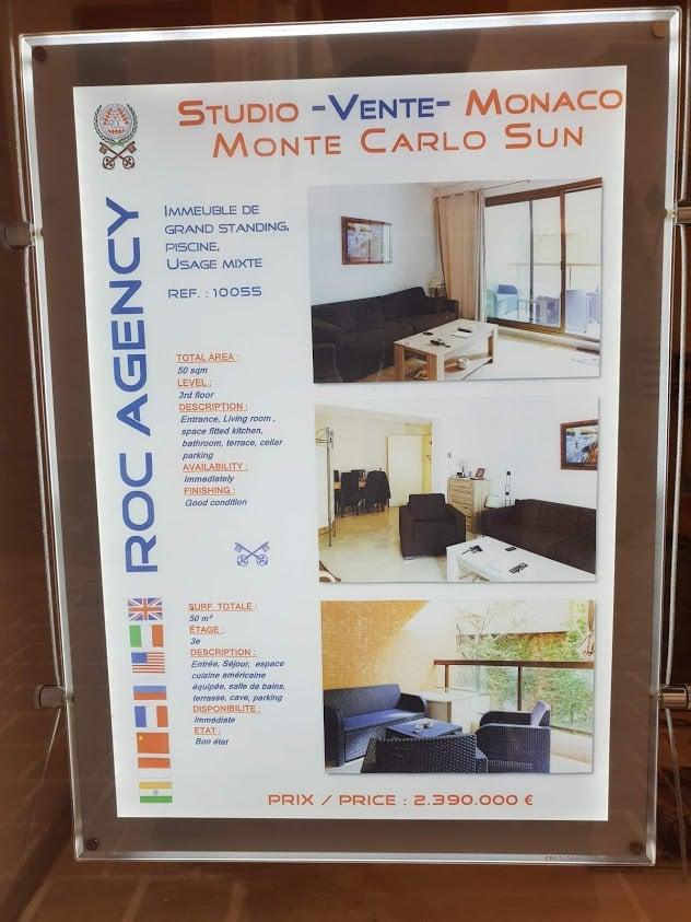 Monaco päiväretki Nizzasta