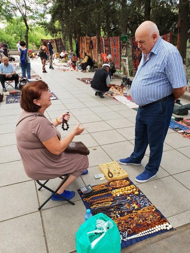 Tbilisi Georgia matka kokemuksia
