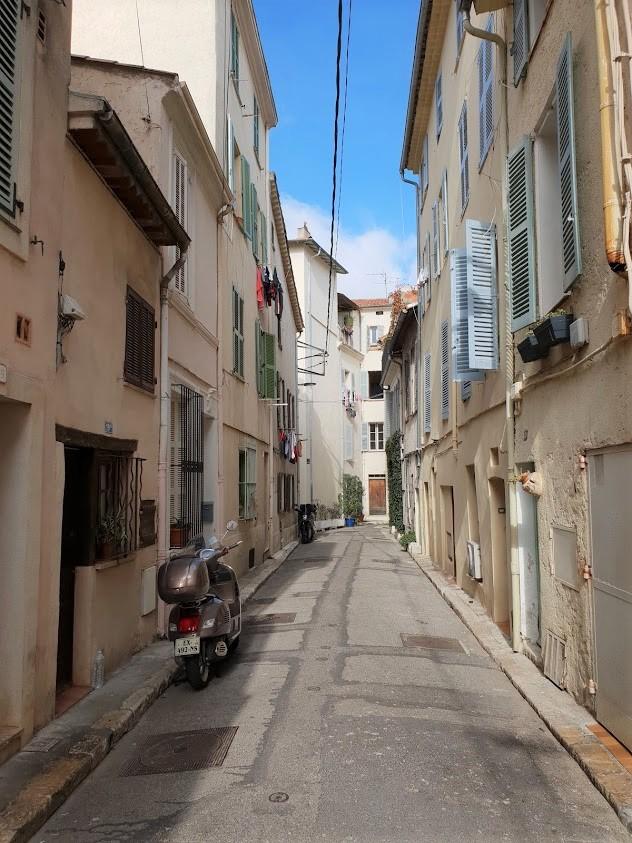 Antibes Nizza päiväretki