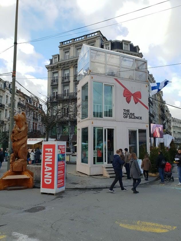 Bryssel joulutori joulumarkkinat