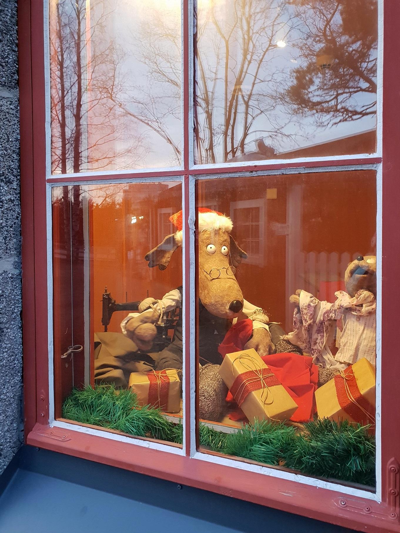Koiramäki joulu Särkänniemi