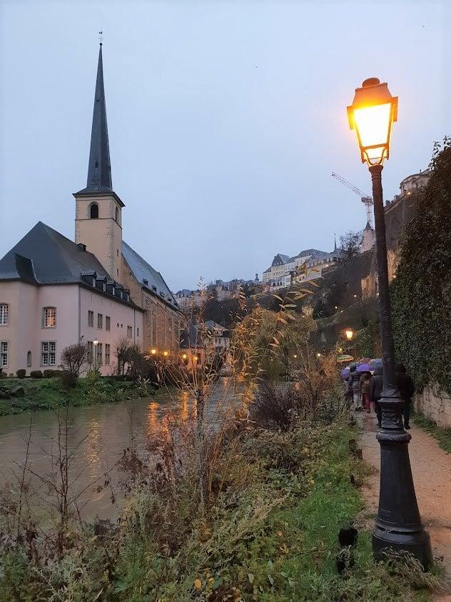 Luxemburg päiväretki